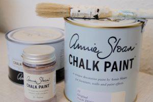 Annie Sloan Chalk Paint + Wax - meine Bestellung