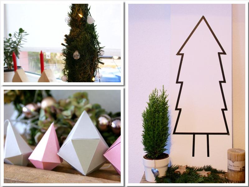 weihnachtsdeko selbst gemacht diy chaosmitstil. Black Bedroom Furniture Sets. Home Design Ideas