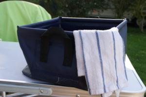 Abwaschtasche - Campingküche