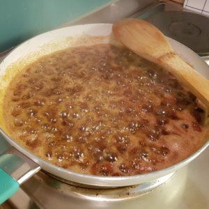 Gebrannte Mandeln Zubereitung 1