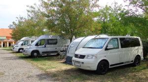 Campingurlaub am Balaton - Gyenesdias